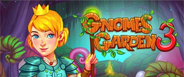 Gnomes Garden 3 - Enjoy this exciting time management game that takes place in a beautiful fantasy land.