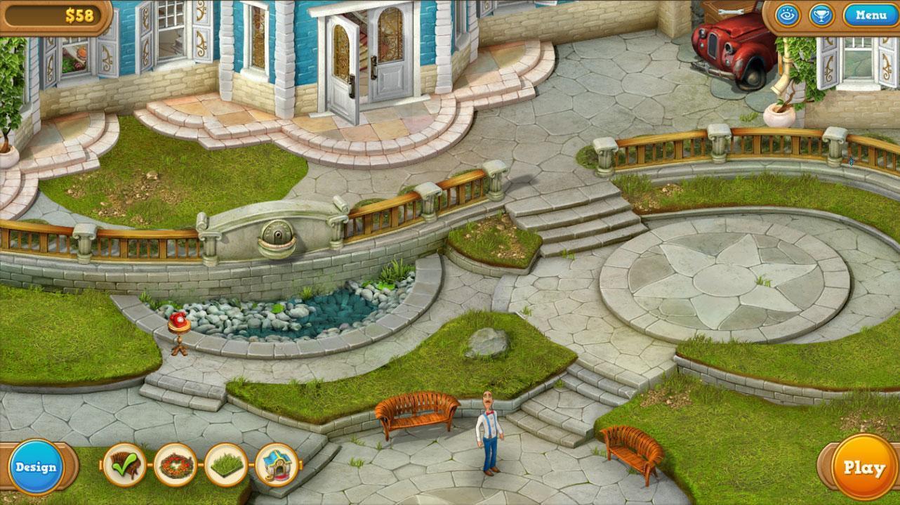 Gardenscapes Pferd
