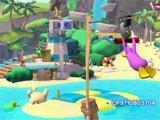 Club Penguin Island: Whee.... ziplines!