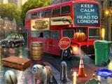 Criminal Case: Save the World: Westminister Lane hidden object scene
