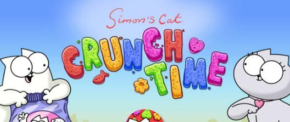 Simon's Cat – Crunch Time - Feed all the hungry cats by collecting treats.