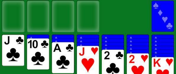 Solitaire - Go back to the genre's roots in this addicting solitaire game that's preserved through the test of time.