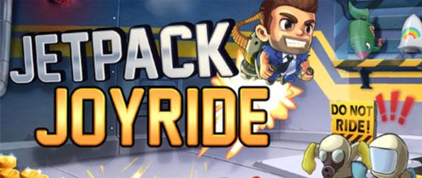 Jetpack Joyride - Fly the coolest jetpacks as you dodge the incoming missiles in Jetpack Joyride.