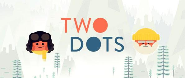 Two Dots - Connect similar dots to solve the puzzles in Two Dots.