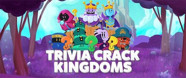 Trivia Crack Kingdoms - Play exciting quizzes with players from all over the world in Trivia Crack Kingdoms.