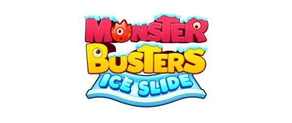 Monster Busters: Ice Slide - Swipe across at least three or more identical monsters to collect them.