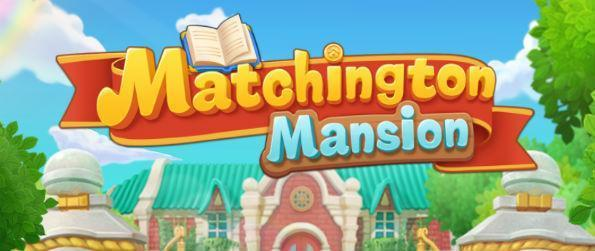 Matchington Mansion - Matchington Mansion takes you on a long and engaging home-design adventure by playing match 3 games.