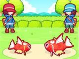 Pokémon: Magikarp Jump epic jump battle