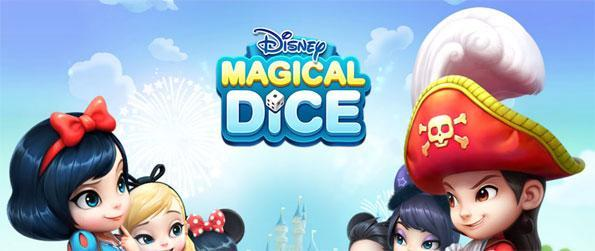 Disney Magical Dice - Play an epic game of monopoly with your favorite Disney characters in Disney Magical Dice.