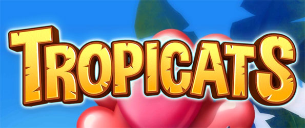 Tropicats - Help the Tropicats rebuild their island in this exciting match-3 game that's a step above all the rest.