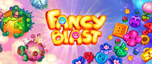 Fancy Blast - Travel from fairy tale to fairy tale and help the characters there play out their stories in Fancy Blast!