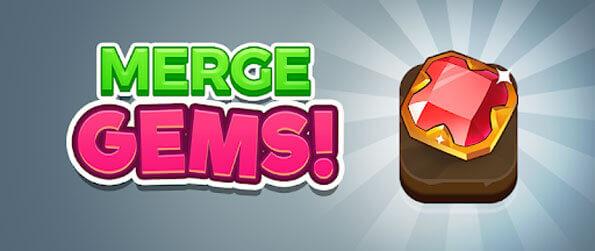 Merge Gems! - Combine similar gems in Merge Gems!
