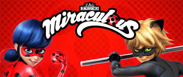 Miraculous Ladybug & Cat Noir - The Official Game - Run through obstacles in Miraculous Ladybug & Cat Noir - The Official Game.