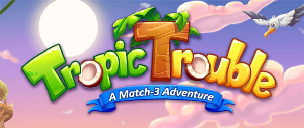 Tropic Trouble Match 3 - Play this exciting match-3 game that you can enjoy on the go on your mobile device.