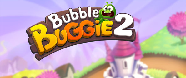 Buggle Buggie 2 - Enjoy beautiful graphics and exciting bubble shooter gameplay.