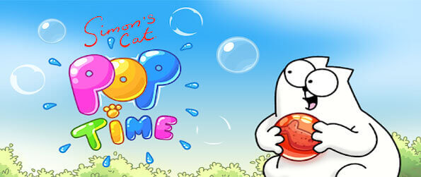 Simon's Cat – Pop Time - Play this exciting bubble shooter game and complete all the challenges it throws at you.