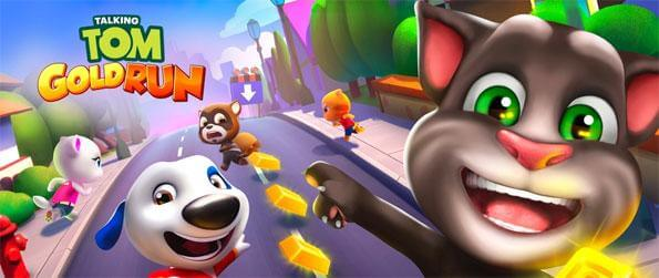 Talking Tom Gold Run - Enjoy this exciting runner game that'll have you hooked for hours.