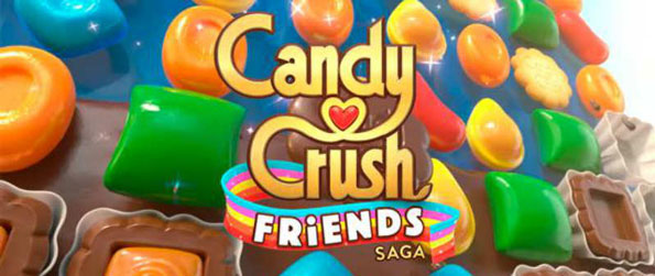 Candy Crush Friends Saga - Crush some more candies but this time with the help of your beloved characters from the Candy Crush franchise in Candy Crush Friends Saga!