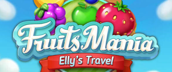 Fruit Mania: Elly's Travel - Elly the Elephant is on a journey with her siblings, and they're getting hungry. The good news is you're there to help them out by playing Fruit Mania: Elly's Travel.