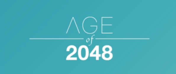 Age of 2048 - Build a city and develop your civilization from the Stone Age to the Space Age in Age of 2048!