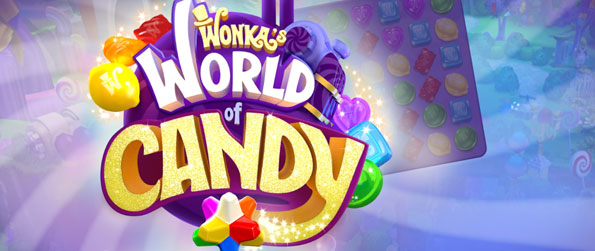 Wonka's World of Candy - Help Willie Wonka restore his factory to its former glory and productivity.