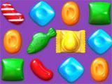 Gameplay for Candy Crush Soda Saga