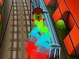 Spraypaint Powered Jetpack in Subway Surfers