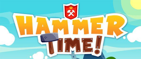 Hammer Time - Protect the castle from siege by timing your strikes properly and become the hero that the people need.