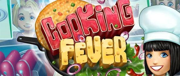 Cooking Fever - Prepare hundreds of different types of dishes from a variety of cuisines in this excitingly fast-paced time management game, Cooking Fever!