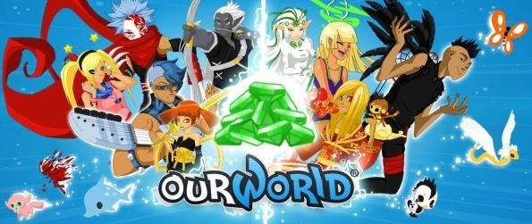 ourWorld - Enter A New Virtual World for free on your browser!