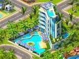 Sunshine Bay: Spa center