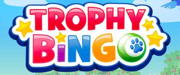 Trophy Bingo - Support Goldie the dog in his quest to win level after level of bingo and help to collect all the kidnapped dogs in an innovative bingo twist!