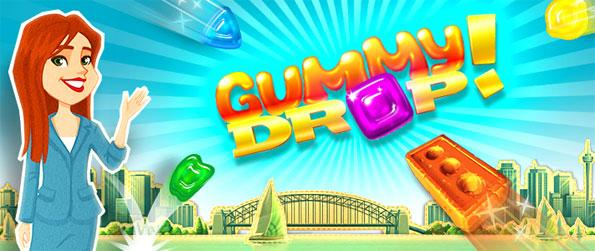 Gummy Drop - Travel around the world and explore many beautiful places in this epic experience.