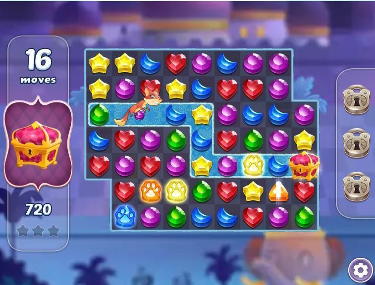 Genies & Gems - Free Games Guru