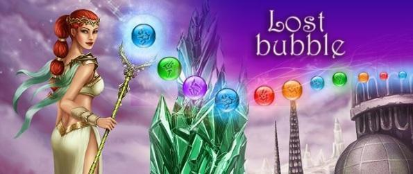 Lost Bubble - Welcome to the magical world of Light Sentinel!