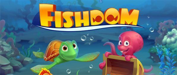 Fishdom: Deep Dive - Free Games Guru
