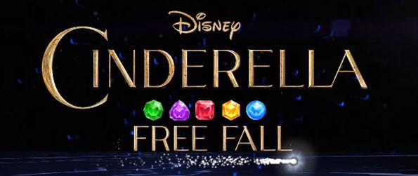 Cinderella Free Fall - Follow a magical story in this addicting Cinderella themed game.