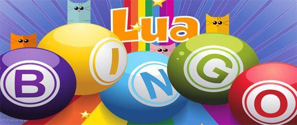 Lua Bingo - Play Bingo 75 and 90 by yourself or with your friends in Lua Bingo!