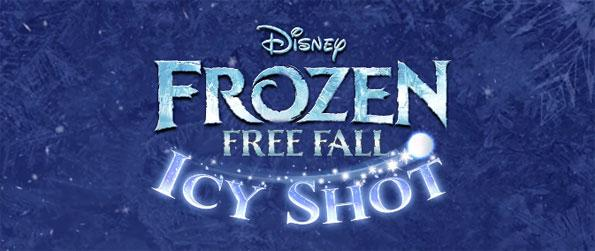 Frozen Free Fall: Icy Shot - Enter the land of Arendelle with Elsa and eliminate ice blocks using snow balls.