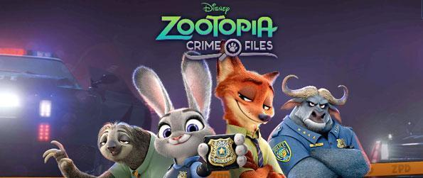 Zootopia Crime Files - Join Judy Hopps and Nick Wilde in solving a new mystery in Zootopia.