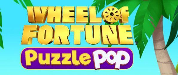 Wheel of Fortune Puzzle Pop - Try your luck at Wheel of Fortune: bubble shooter style.