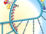 Nutty Fluffies Rollercoaster: Game Play