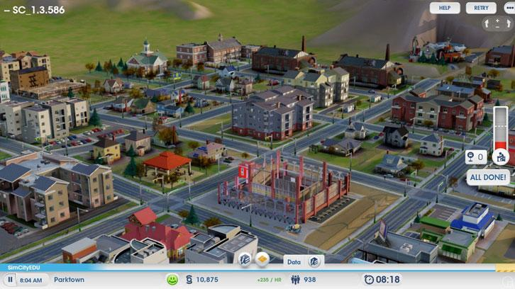 SimCityEDU: Pollution Challenge!