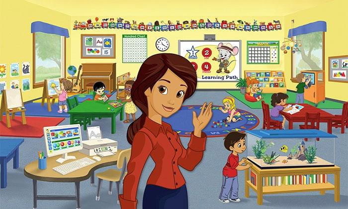 ABCmouse - the digital classroom