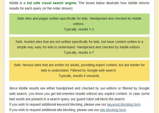 Search the Internet Safely with Kiddle Article - Games
