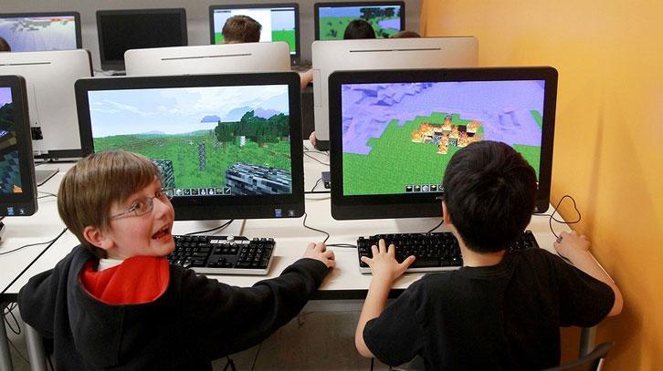 Minecraft can inspire creativity in kids