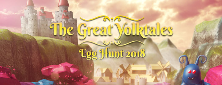 Roblox's Egg Hunt 2018, The Great Yolktales, is Coming Soon!