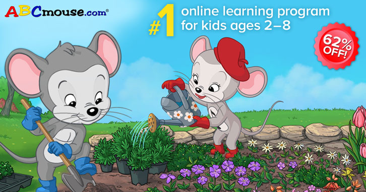ABCmouse's Spring Sale is Back!