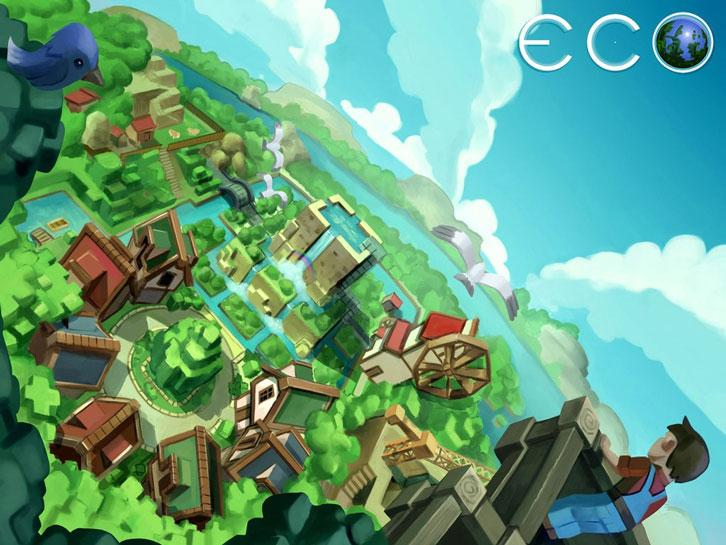 Eco: An Educational Global Survival Game