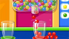 Supermarket: Candy mini-game